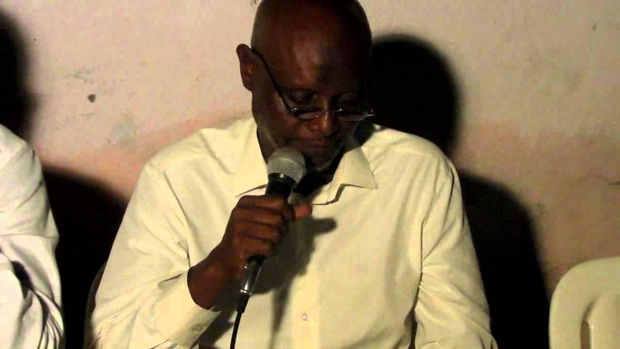 Ali Omar Ewado