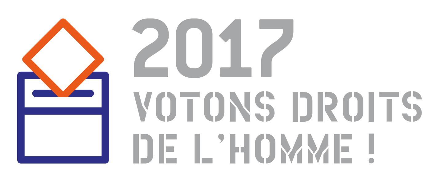 Campagne Votons Droits De L Homme Acat France